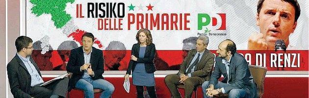 Matteo Renzi al Fatto Quotidiano