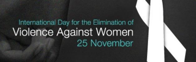 Giornata contro la violenza