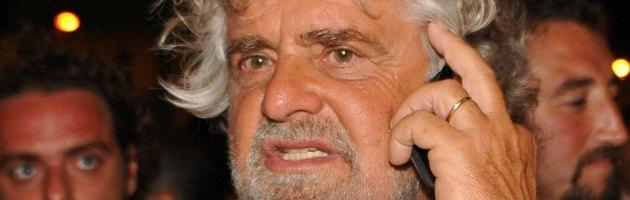 """Grillo attacca le primarie: """"Una nave di folli, è solo bromuro sociale"""""""