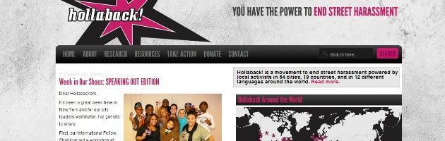 """Hollaback sbarca anche in Italia: """"Stop molestie in strada. Come? Raccontatelo"""""""