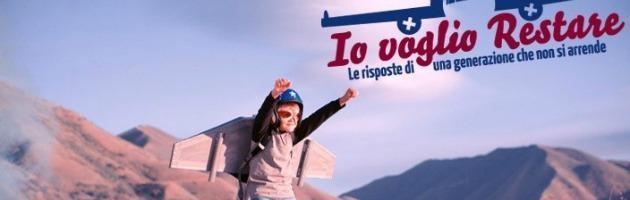 """""""Io voglio restare"""", nasce il movimento dei giovani che resistono all'emigrazione"""