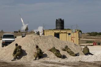 israele soldati-gaza