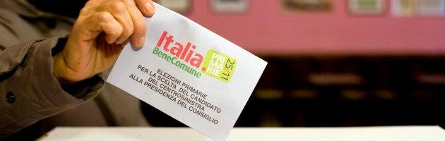 Primarie centrosinistra 2012, faccia a faccia tra Bersani e Renzi su Rai1