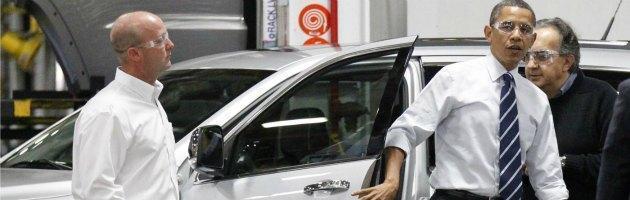 """Marchionne: """"Basta, Alfa non si vende"""". E negli Usa assume operai"""