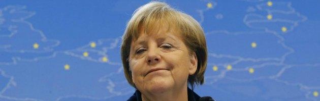 """Disoccupazione, Merkel: """"I giovani devono essere pronti a trasferirsi"""""""