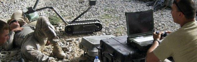"""Robot in guerra: troppe vittime civili con le armi """"intelligenti"""" e i droni"""