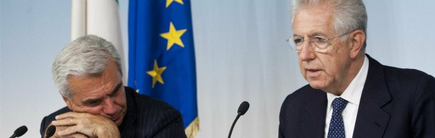 "Monti: ""Nuove forme finanziamento o sistema sanitario a rischio"""