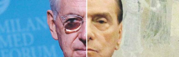Monti Berlusconi