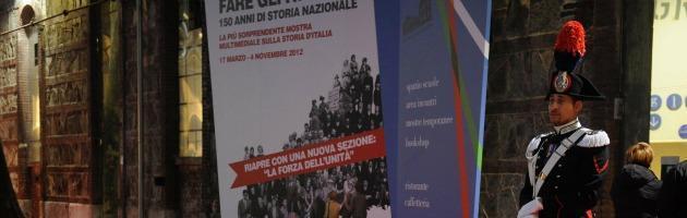 Unità d'Italia, a Torino le celebrazioni dei 150 anni lasciano buco di 3,5 milioni