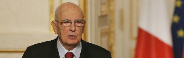 """Ilva, una mamma contro Napolitano: """"I nostri figli in pasto al mostro"""""""