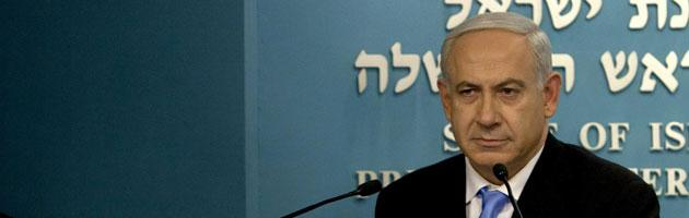 il premier israelliano Netanyahu