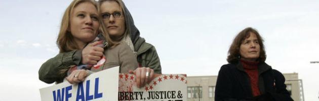 Matrimoni gay, divieto al vaglio della Corte Suprema Usa