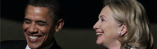 Obama, il 'toto-ministri' del secondo mandato: in uscita Clinton e Geithner