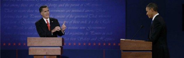 """Elezioni Usa, Obama: """"Ho i voti per vincere"""". Romney: """"Io futuro migliore"""""""