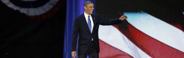 """Obama, primo discorso programmatico: """"I ricchi paghino più tasse"""""""