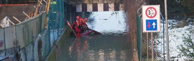 Maltempo e pioggia in Liguria e Toscana: 200 evacuati a Massa Carrara