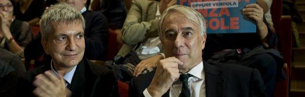 Ballottaggio primarie centrosinistra: Pisapia, Doria e Zedda appoggiano Bersani