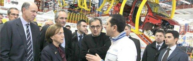 """Pomigliano, Fiat: """"Fiom irragionevolmente privilegiata dai giudici"""""""