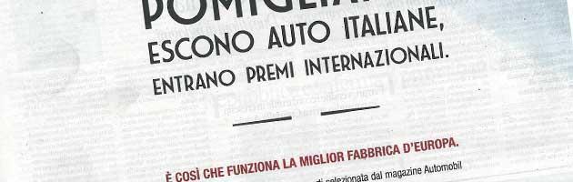 Fiat, sui giornali loda l'italianità. Poi emette bond in franchi svizzeri