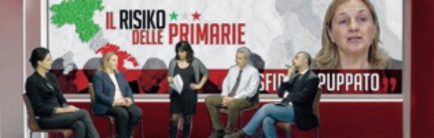 """Risiko Primarie, forum con Laura Puppato: """"Io, quasi cancellata dai media"""""""