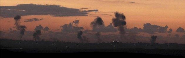 Scrontri nella Striscia di Gaza