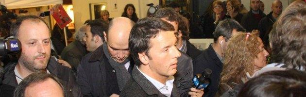 Primarie centrosinistra, Renzi non salta la fila: da due e mezzo per votare
