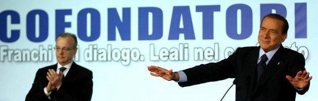 Rotondi e Berlusconi
