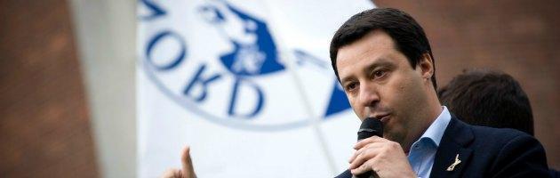 """Elezioni Lombardia, Salvini: """"La Lega corre da sola. Maroni candidato"""""""