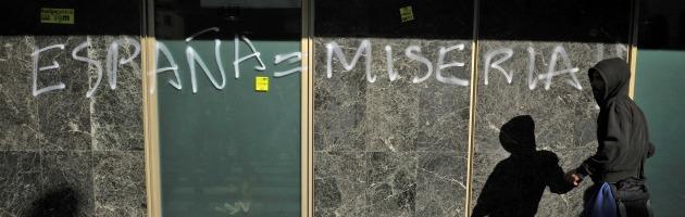 Eurocrisi, in Spagna 400mila sfratti in quattro anni, 40mila nel 2012