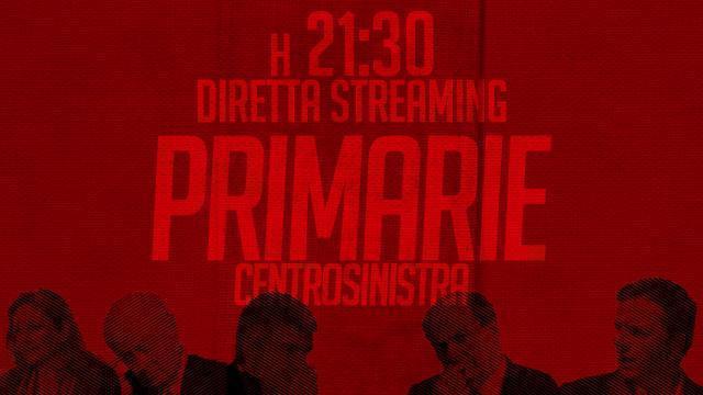 Primarie Centrosinistra 2012: risultati in diretta