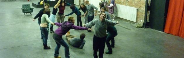 'L'educatore al tempo della crisi', al Tpo gli operatori sociali diventano attori teatrali