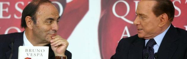 """Berlusconi: """"No a campagna contro Monti. Ma cambi la legge di stabilità"""""""