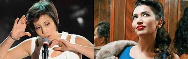Nina Zilli e Malika Ayane, a Bologna un duello a colpi di soul singer
