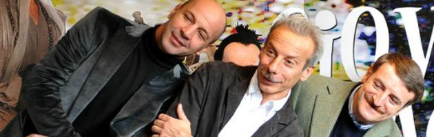 Aldo, Giovanni e Giacomo con Ammutta muddica al Valli di Reggio Emilia
