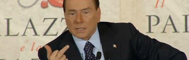 """Elezioni, Berlusconi: """"Spero che Monti si candidi, altrimenti scendo io in campo"""""""
