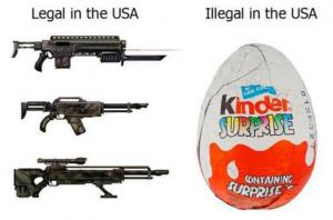 Kinder Sorpresa-armi