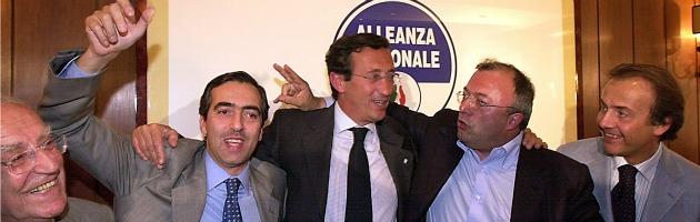 Per Gasparri, Storace e altri 5 ex-An scialuppa post-elettorale al Secolo d'Italia