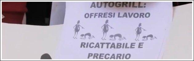 Milano, lavoratori di Autogrill in sciopero: serrata di San Silvestro