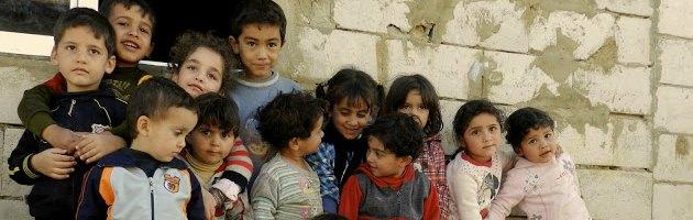 Siria, Save the children: 200 mila bambini al freddo. Servono 200 milioni