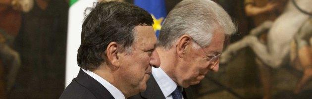"""Barroso chiama Berlusconi: """"Stabilità italiana cruciale per l'Europa"""""""