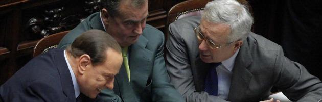 Elezioni, Lega presenta simbolo con nomi Maroni e TreMonti (con la m maiuscola)
