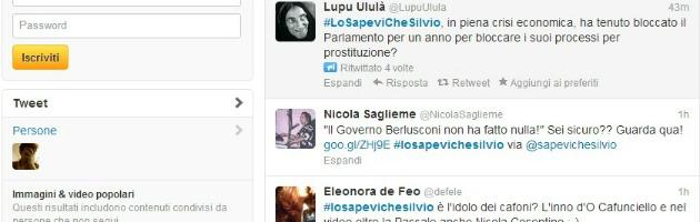 #losapevichesilvio