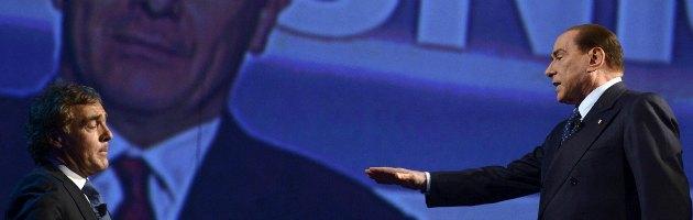 """Rai1, Berlusconi litiga con Giletti. """"Ho fatto un incubo, Monti premier"""""""