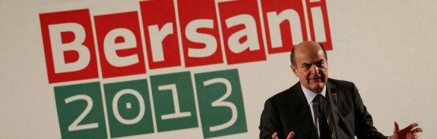 Bersani, la corsa verso Palazzo Chigi e l'effetto 'rottamazione' di Renzi