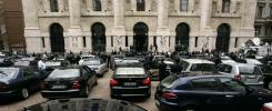 Borsa, Telecom e Finmeccanica  crollano dopo la diffusione dei conti