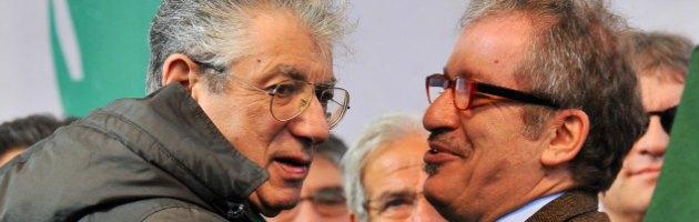 Gli scandali, le ramazze e il ritorno di fiamma col Pdl. Il 2012 della Lega Nord