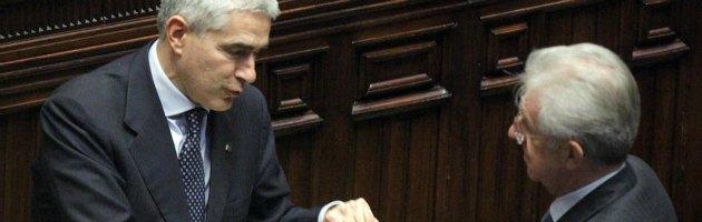 """Elezioni 2013, Casini stoppa Monti: """"I candidati dell'Udc li scegliamo noi"""""""