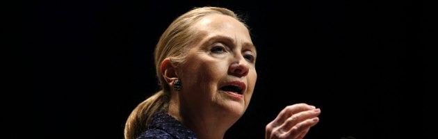 """Usa, Hillary Clinton ricoverata d'urgenza per trombosi. """"Monitorata per 48 ore"""""""
