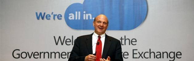 """Web, la frontiera è nella """"nuvola"""": il Regno Unito investe nel cloud computing"""