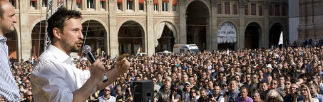 Favia a valanga: fiducia bulgara degli attivisti 5stelle a Bologna